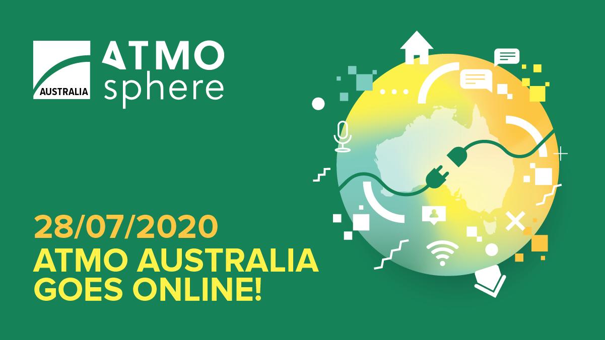 ATMO AUSTRALIA GOES ONLINE
