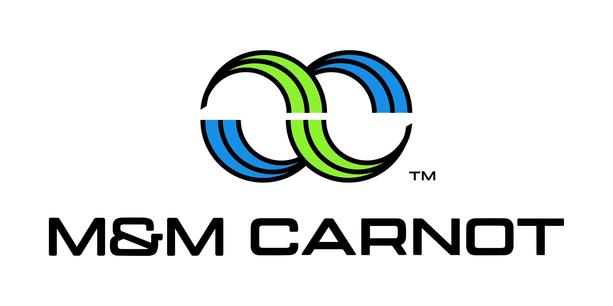 M&M carnot logo