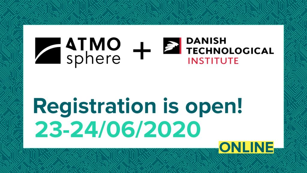 ATMO DTI REGISTRATION IS OPEN!