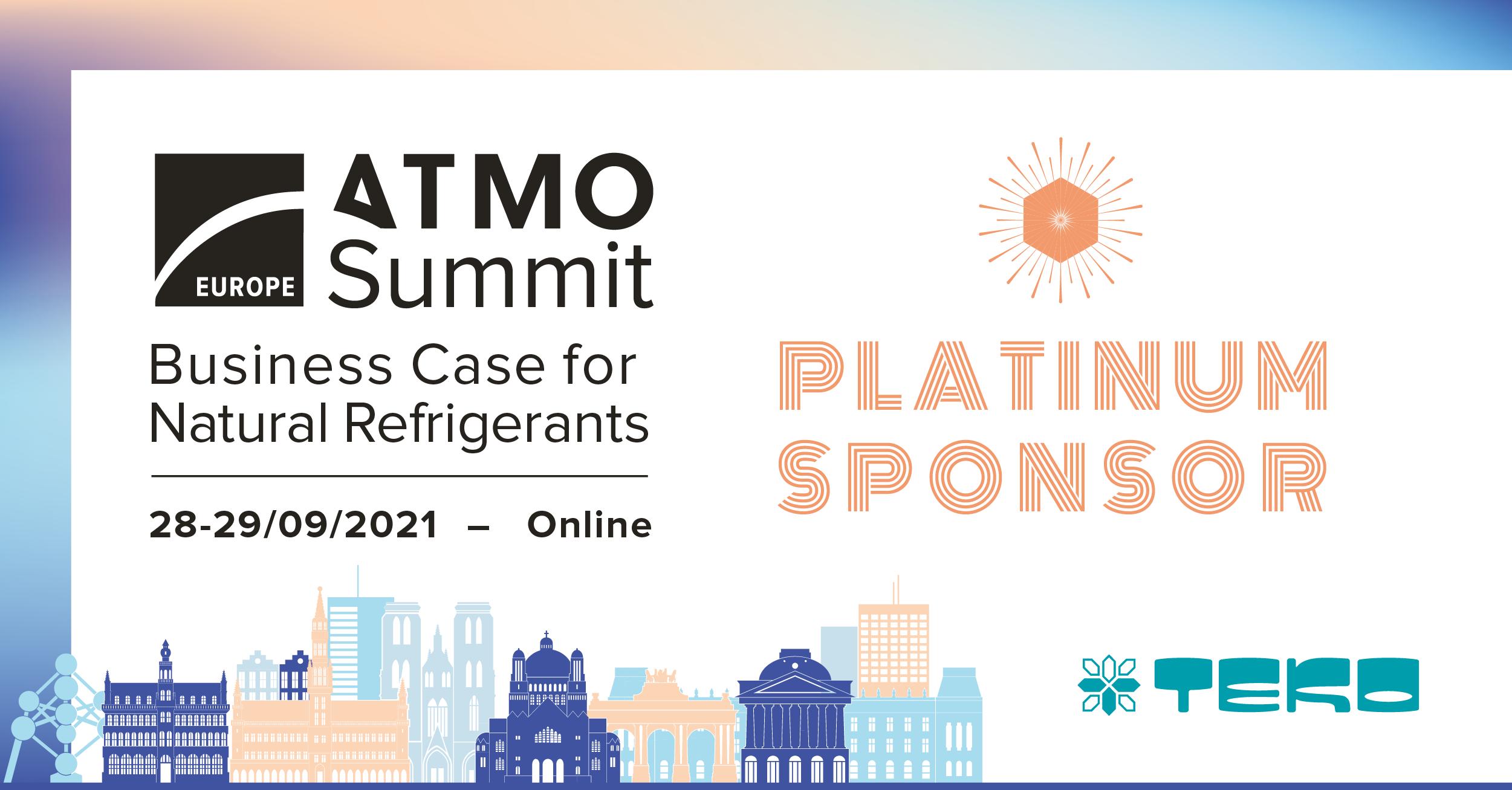 Teko Platinum Sponsor - ATMO Europe Summit 2021
