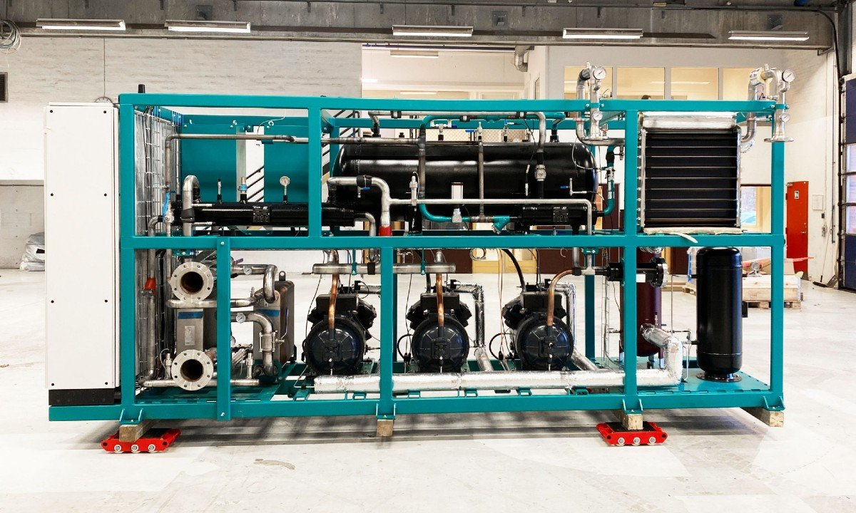 CO2 Heat Pumps Seen as Best Technology in 0.5 to 5MW Capacity Range